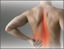 Waking up with back pain